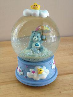 Care bear snow globe