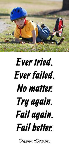 Fail again, fail better - Dynamic Dad Letter To My Daughter, Growth Mindset, Fails, Parenting, Life, Make Mistakes, Raising Kids, Childcare, Parents
