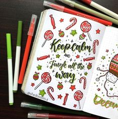Be inspired with these creative Bullet Journal Christmas Quotes that are perfect for your December bujo! Choose from a dozen of artistic designs that will truly add the holiday vibes to your journal! Bullet Journal Quotes, Bullet Journal Set Up, Bullet Journal Ideas Pages, Bullet Journal Layout, Bullet Journals, Bullet Journal Christmas, December Bullet Journal, Favorite Christmas Songs, Christmas Quotes
