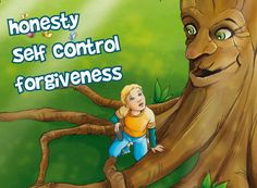 Be Proud children's picture book for teaching good traits like Honesty