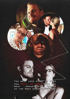 Oliver x Felicity #arrow #Olicity tumblr