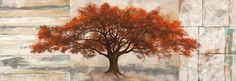 Αυθεντικός πίνακας ζωγραφικής 60χ140 cm Kωδ. 7014-1