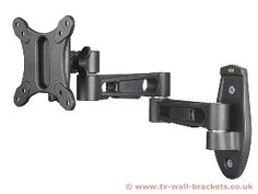 Mega Value LCD TV Cantilever Wall Bracket 15 - 27 Inch    http://www.tv-wall-brackets.co.uk/Cantilever-Arm-15-23-Inch-LCD-TV-Wall-Mounts/Mega-Value-LCD-TV-Cantilever-Wall-Bracket-15-27-inch-Black/garden_flypage.tpl.html
