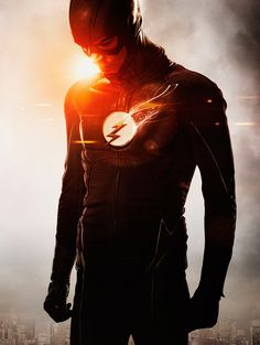 NEW SUIT, NEW SEASON! #TheFlash S2 premieres Tuesday, Oct. 6!