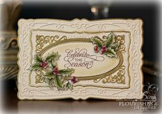 Celebrate the Season by MattsGirl - Cards and Paper Crafts at Splitcoaststampers