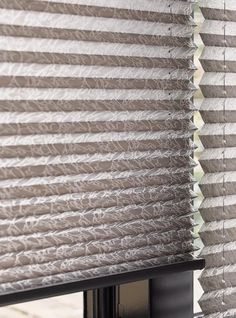 Elegant & Effective Plisse® Shades® | Luxaflex® The Art of Window Styling Window Styles, Blinds, How To Look Better, Shades, Windows, Curtains, Elegant, Design, Home Decor