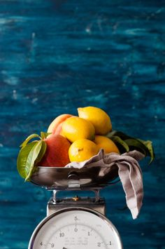 Peach and Lemon | The Kitchen McCabe