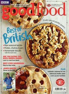 Best of British. Gefunden in: BBC GOOD FOOD, Nr. 9/2015