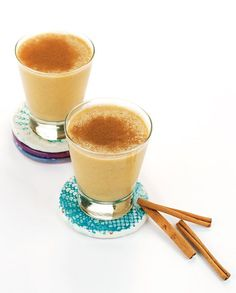 Move over pumpkin spice a new latter is in town! Try this Sweet Potato Latte from The Easy Vegan Cookbook