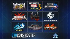 Evo 2015 line-up announced, double helping of Smash -     by Sinan Kubba  (1 minute ago)     Super Smash Bros Wii U and Melee are two of the nine games already confirmed for this year's Evolution Championship Series. As revealed during last night's Twitch stream, the line-up for Las Vegas this July also includes returning games Ultimate...