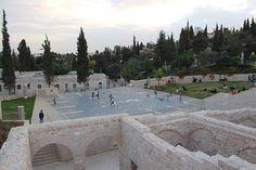Conheça um dos parques mais visitados de Israel.
