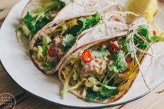 Spicy tuna rieska / Hannan soppa