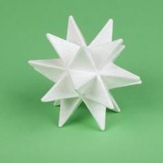 Directions to Make a Moravian Star