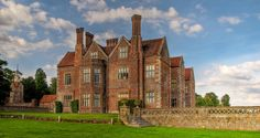 Breamore House in Hampshire, an Elizabethan mansion built in 1583