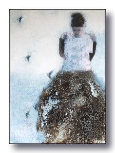 Skirt made of a wasp nest L'art Du Portrait, Collage Portrait, Collage Art, Shadow Art, Expressive Art, Life Drawing, Figure Painting, Figurative Art, Painting Inspiration