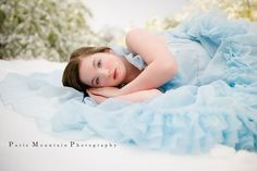 Paris Mountain Photography Blog: Snow Princess | Atlanta Photographer