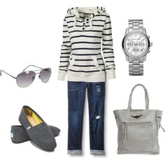 """Comfy Casual"" by karakw on Polyvore"