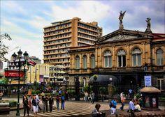 Downtown San Jose | Downtown Square San Jose, Costa Rica