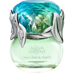 VAN CLEEF & ARPELS Aqua Oriens eau de toilette 50ml ($77) ❤ liked on Polyvore featuring beauty products, fragrance, perfume, beauty, makeup, cosmetics, flower perfume, perfume fragrances, eau de toilette perfume and edt perfume