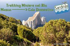TREKKING MINIERE NEL BLU – DOMENICA 20 OTTOBRE 2013