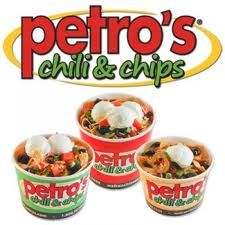 Originating at the 1982 World's Fair, Petro's Chili and Chips Corporate headquarters are in Knoxville, TN