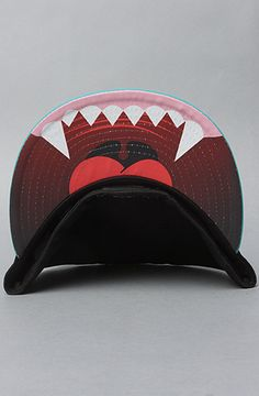 fb4dd2b903f Mishka The Keep Watch New Era Cap in Black Fitted cap featuring signature  graphic embroidery on front  By Mishka