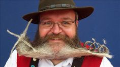 beard contest | In German facial hair competitions, a battle brews over grooming and ...