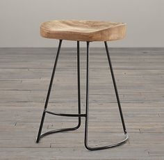 """1950s Tractor Dining Stool 
