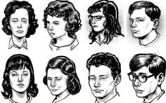 TIL that the most infamous crime in the history of Indiana was the torturous murder of Sylvia Likens by her caregiver and her family Sylvia Likens, Indiana, Murder Stories, Dial M For Murder, 16 Year Old, True Crime, Looking Back, Face And Body, Being Ugly