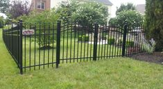 Fence Specialists - Tacoma Ornamental Metal Fence Installation