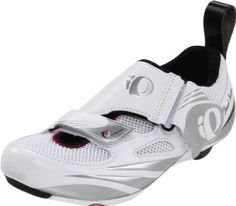 Pearl iZumi cycling shoes. My road bike odometer just rolled over 5,000 miles today. That at least warrants a new pair of shoes right?