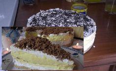 """Nemusíte nic vařit ani péct: Recept na čtyřpatrový """"Nebeský dort""""! Tiramisu, Thing 1, Desert Recipes, Vanilla Cake, Great Recipes, Sweet Tooth, Bakery, Deserts, Easy Meals"""