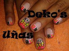 Trabajos de este Spa, que son una obra de arte... Deko's SPA Manicure, Nails, Beauty, Spa, Style, Polish Nails, Fingernail Designs, Hairstyles, Art