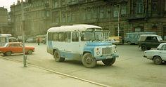 Unknown Bus