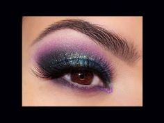 Abiball make-up for the dress – make-up tips and instructions Light Smokey Eye, Purple Smokey Eye, Makeup Tips, Eye Makeup, Makeup Ideas, Makeup Stuff, Makeup Tutorials, Nail Ideas, Jigsaw Makeup