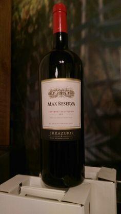 1,5 ltr Errazuriz Max Reserva Cabernet Sauvignon