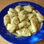 клецки из кукурузной муки с зеленью и семенами тыквы
