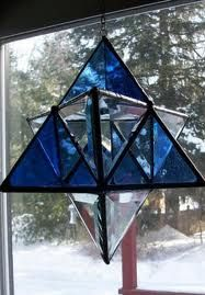 stained glass merkaba - Google Search