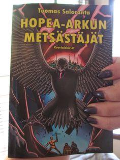 Morren maailma: Tuomas Saloranta: Hopea-arkun metsästäjät (2014)