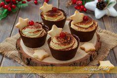 Finger Food Desserts, Mini Desserts, Ricotta, Diet Cheesecake Recipe, Nutella, Appetizer Recipes, Dessert Recipes, Ice Cream Factory, Sweets
