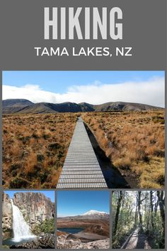 Tongariro National Park: Tama Lakes Hike | New Zealand | North Island | Hiking Guide | Day Hikes | The Great Outdoors