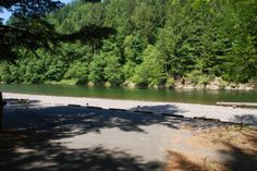 Oxbow Regional Park A darling of the Oregon Metro, Oxbow is located 20 miles east of Portland on the Sandy River. It's a great place for a q...