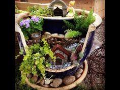B165803109d935f4c3f0271f2ec6de63  Mini Fairy Garden Fairies Garden