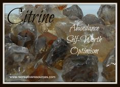 I have such awesome natural Citrine...it doesn't compare to the heat-treated.