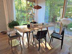 Der Mai auf SoLebIch | SoLebIch.de #interior #summer #realhomes #chairs #dining #garden #home