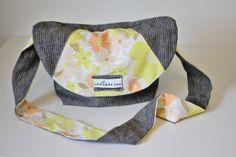 purse week: linen satchel tutorial - see kate sew--free tutorial Sewing Blogs, Sewing Ideas, Sewing Projects, Diy Bags Purses, Tote Pattern, Quilt Pattern, Best Purses, Purse Tutorial, Fabric Bags