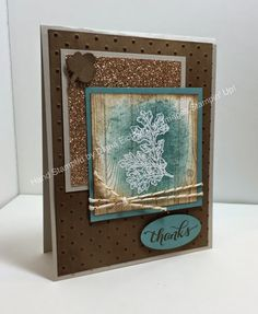 Stampin' Fun with Diana: Sketch Frenzy Friday Sketch Challenge and 30 Days of Gratitude Day 7: Lovely as a Tree