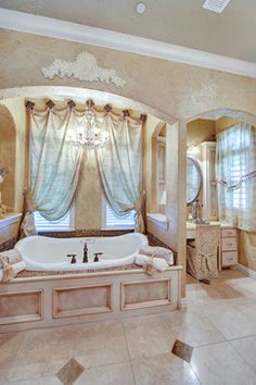 Bath Photos Old World,tuscan,mediterranean,spanish Decor Design, Pictures, Remodel, Decor and Ideas - page 204
