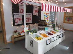 pedagogiska kullerbyttan: Välkomnande Växthuset