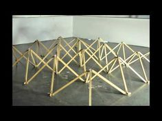 DTS - Deployable Tent Structure - YouTube